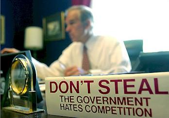 NO ROBE, el Gobierno Odia la Competencia