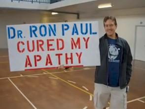 El Dr. Ron Paul Ha Curado Mi Apatía