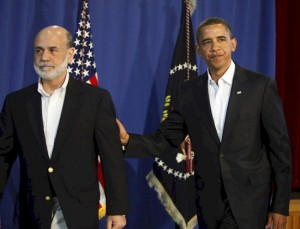 Bernanke & Obama