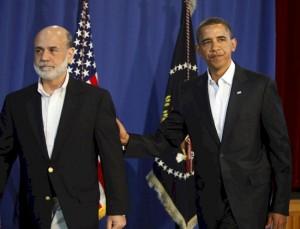 Bernanke & Obama