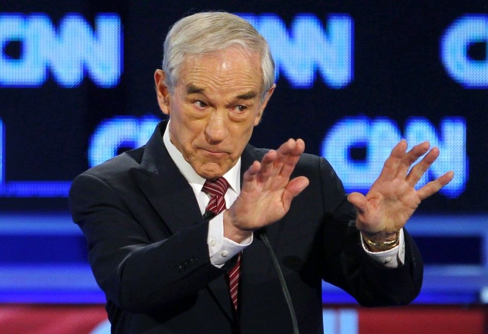 Ron Paul en Florida